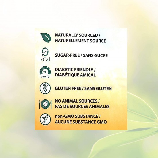 SugarLike 227g Monk Fruit pouch & 360g Erythritol pouch bundle